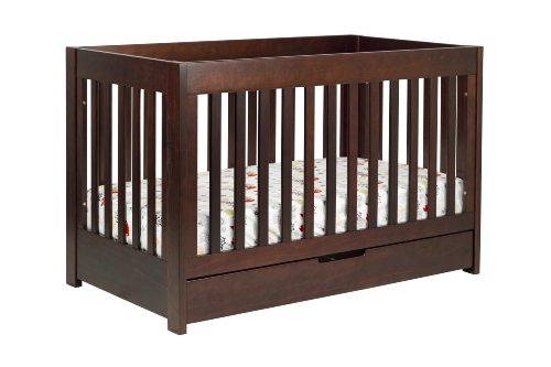 Amazon.com : Babyletto Mercer 3-in-1 Convertible Crib with Toddler Bed  Conversion Kit, Espresso : Baby - Amazon.com : Babyletto Mercer 3-in-1 Convertible Crib With Toddler