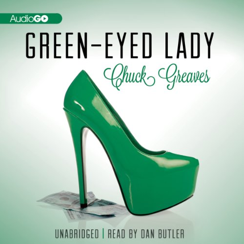 Bargain Audio Book - Green Eyed Lady