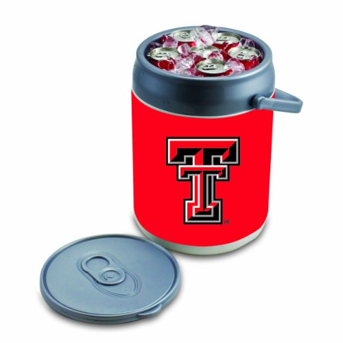 NCAA Texas Tech Red Raiders Insulated Can Cooler ()