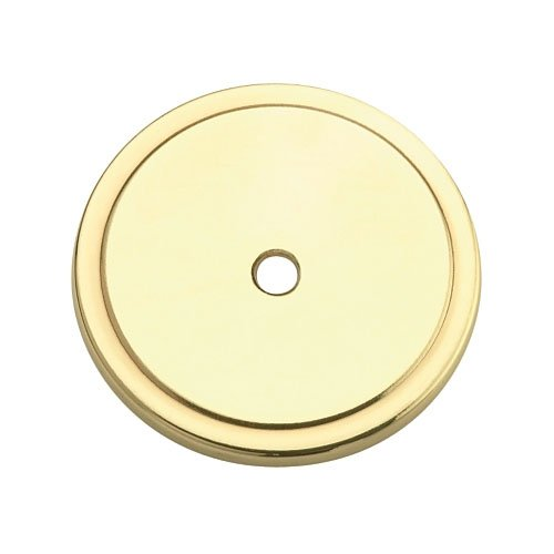 Amerock Backplate Brass (Amerock BP760-3 Allison 1-3/4