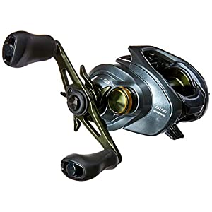 SHIMANO Curado, DC, Baitcast Fishing Reel, star Drag
