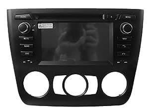 znystar para BMW E81/82/87/88auto DVD Navegación con GPS + Radio + Bluetooth + SD USB + pantalla táctil + automático aire