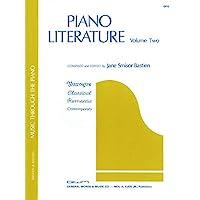 Piano Literature Volume 2
