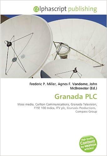 Granada Plc: Amazon.es: Miller, Frederic P, Vandome, Agnes F ...