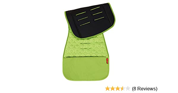 Skip Hop Waterproof Cushioned Memory Foam Stroller and Seat Liner, Universal Fit, Green
