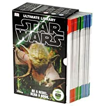 Star Wars: Ultimate Library Box Set with 20 Volumes for Early Readers Level 1-3 in Slipcase by Catherine Saunders (2015-11-08)