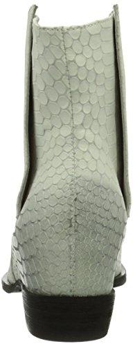 doublure Blanc femme Bottes intérieure courtes avec Blanc P1 Goteborg wq7F11