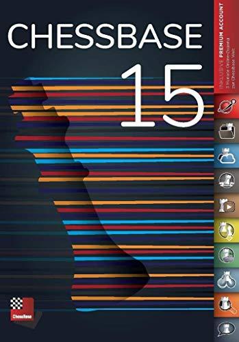 ChessBase 15 – Das Premiumpaket/DVD-ROM