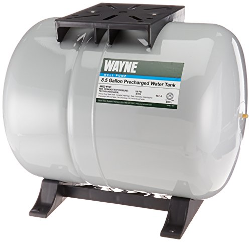 Wayne 59502-WYN1 Precharged Water System Tank
