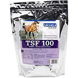 Uckele Equine TSF 100 Metabolic Support Powder, 5 Pound Bag