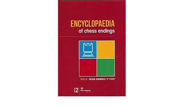 Encyclopaedia of Chess Endings Rook Endings 1st Part T3 T7 NEU gebunden 2014
