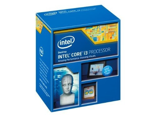 Intel Core i3 i3-4130 3.40 GHz Processor – Socket H3 LGA-1150 – Dual-core (2 Core) – 3 MB Cache (Renewed)