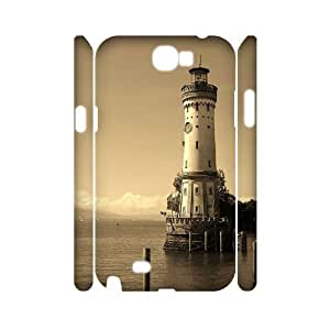 Lighthouse Phone 3D Samsung Galaxy S6 [Pattern-1]