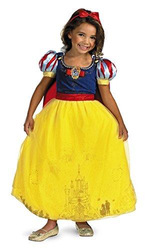 DIS50 (Child Prestige Snow White Costumes)
