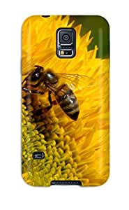 For CharlesRaymondBaylor Galaxy Protective Case, High Quality For Galaxy S5 Bee Skin Case Cover