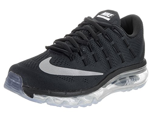 Price comparison product image Nike Women's Air Max 2016 Black/White Running Shoe 10 Women US