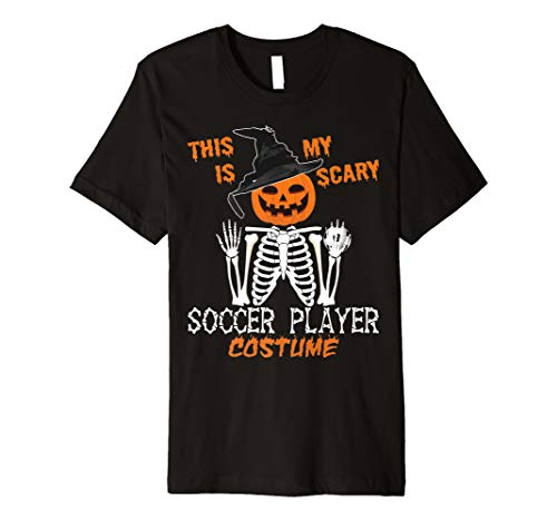 Pumpkin Witch Shirt This Is My Scary Soccer