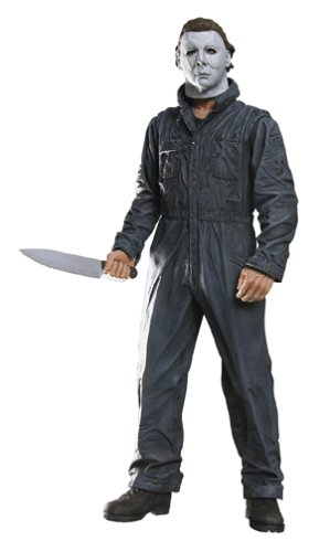 18 inch Michael Myers Halloween Action Figure with SOUND by NECA (Halloween Michael Myers Judith)