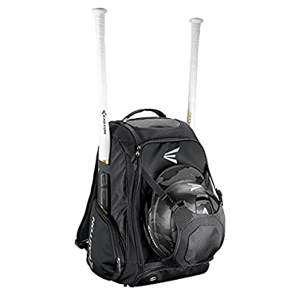 4d2790dd090 Amazon.com   Easton Walk-Off IV Bat Pack Baseball Bag, Black ...