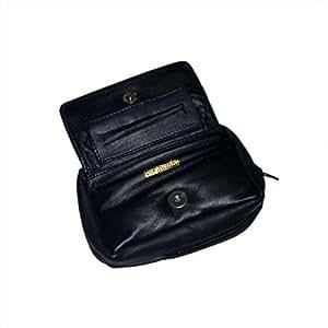 GTR-Prestige Giftware Smoking Accessories P35515SQ–Dr Plumb con Piel Bolsa de Tabaco con Esquinas cuadradas