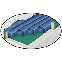 FREE FLOW SOFTSIDE WATERBED MATTRESS TUBE BUNDLES (Queen 71 Freeflow 8 Tube Set)