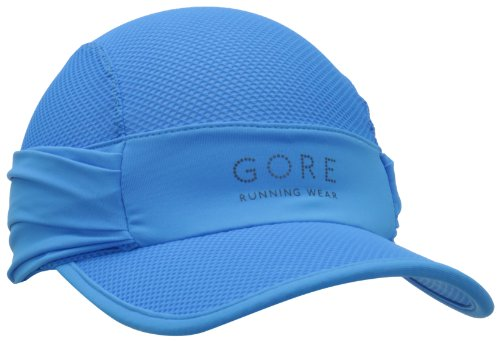 Gore Running Wear Women's Air Lady Cap, Waterfall Blue, One Size ()