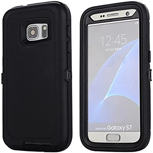 Galaxy S7 Case, Lookly [Armorbox Series] Heavy Duty Rugged Scratch Resistant Shockproof Full Body Protective with Sales