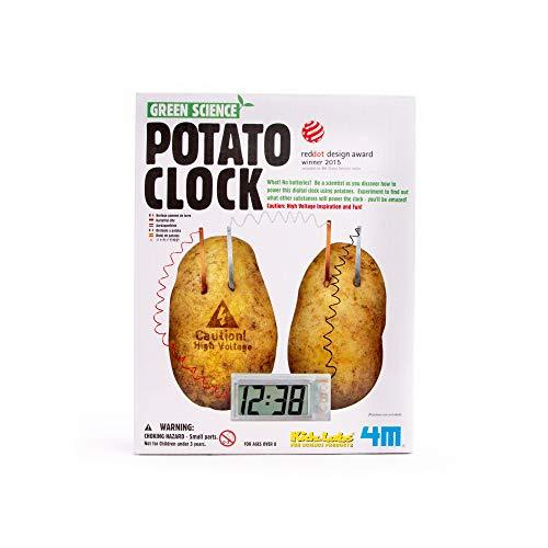 4M Potato Clock DIY