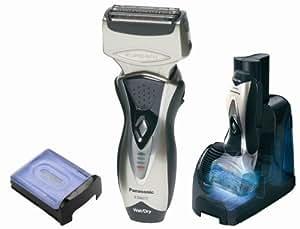 Panasonic ES8077S Vortex Hydraclean System Electric Shaver