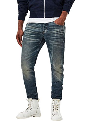 para Jeans STAR Blue G RAW Denim Hombre zwtEWRWv4q
