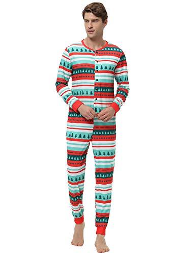 Ropa algod de Familia Aibrou de Navidad dormir Pijamas de 4In0z8W