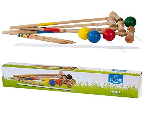 Outdoor Play 101088 - Croquet