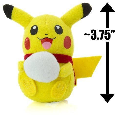 Pulgada Pikachu~de extracción-cordaje de tripa natural para 9,5 cm Mini