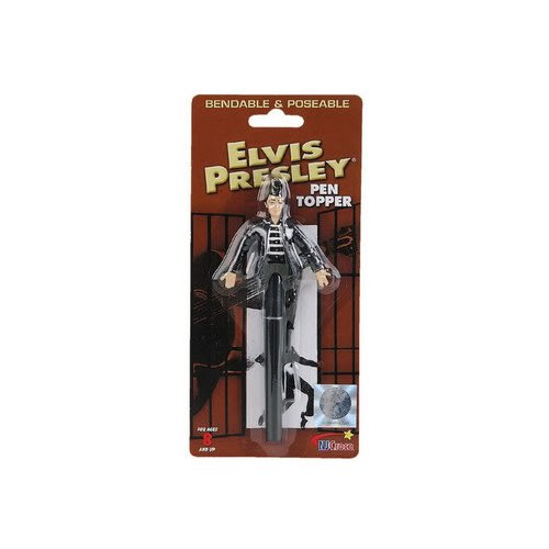 Elvis Presley Jailhouse Rock Bendable Pen Top