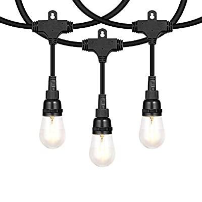 Honeywell LED String Lights Outdoor