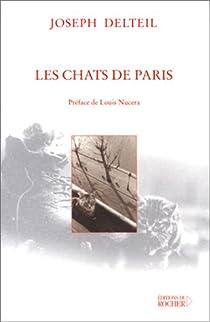 Les Chats de Paris par Delteil