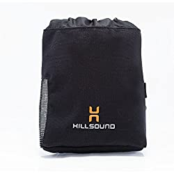 Hillsound Spikeeper Hiking Crampon Bag, Black, 1 Size