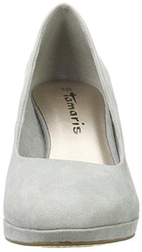 Tamaris Damen 22420 Bombas Grau (gris) Precio barato de Manchester 85sxQnLI3n