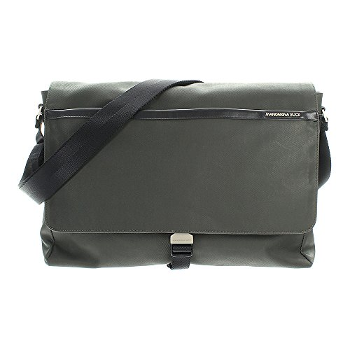 Mandarina Duck New York Luxury Messenger Verde scuro 39 cm
