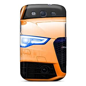 BrianLee Perfect Tpu Case For Galaxy S3/ Anti-scratch Protector Case (audi Rs 5)
