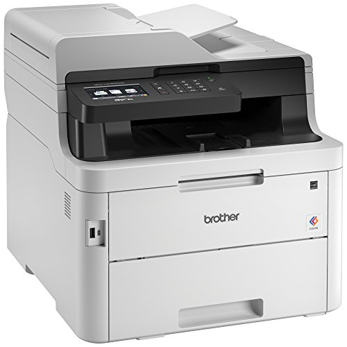 Brother MFC-L3750CDW Digital Color All-in-One Printer, Laser Printer Quality, Wireless Printing, Duplex Printing, Amazon Dash Replenishment Enabled by Brother (Image #11)