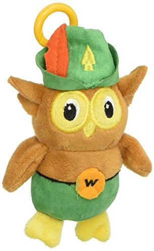 "Education Outdoors Woodsy Owl Plush, 4"""