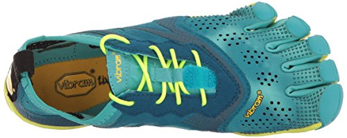 Teal navy V Running Vibram Shoe Women's qRZACw0n