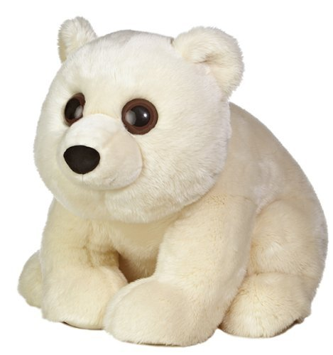 Aurora World Arctic Polar Bear 31 Plush by Aurora World