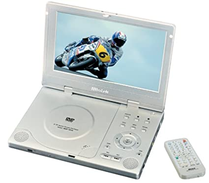 amazon com mintek mdp 1810 8 inch portable dvd player electronics rh amazon com 5820 1 Ave DRW TM 11 5820 890 10