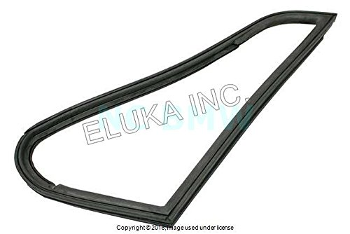 Porsche Right Coupe Vent Glass Seal For Movable Vent Glass 911 912 (Right Seal Vent Glass)