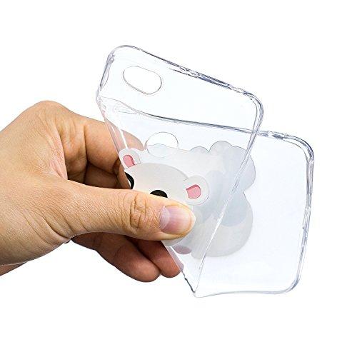 Mince 5A Redmi 5A Redmi Étui Redmi Transparente Couverture Silicone Xiaomi Xiaomi TPU Silicone Étui Xiaomi Xiaomi Téléphone Crystal Étui Clear Coque Note Note Note 5A Panda Souple Uposao Redmi Ultra Bébé Housse qtUx6zY