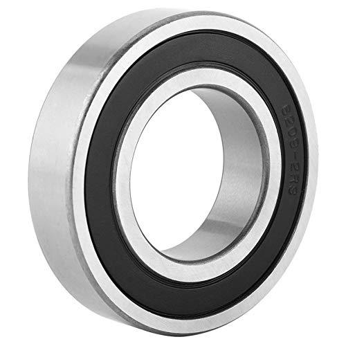 - Fevas 1 Pc Deep Groove Double Sealed Bearing Steel Ball Single Column Bearing Bearing axial Bearing Mount