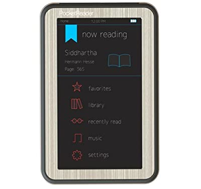 "Kobo ER430 Slick Pocket Reader eReader 4.3"" Display 2GB Memory (Expandable)"