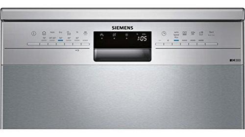 Siemens iQ300 SN236I03ME lavavajilla Semi-incorporado 14 ...